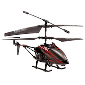 Flying Gadgets K10 Remote Controlled Helicopter Red