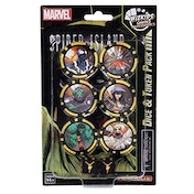 Marvel HeroClix: Battleworld Dice and Token Pack- Secret Wars