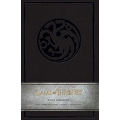 House Targaryen (Game of Thrones) Hardcover Ruled Journal