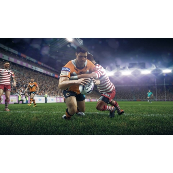 Sports Rugby Live: Rugby League Live 3 PS3 Game