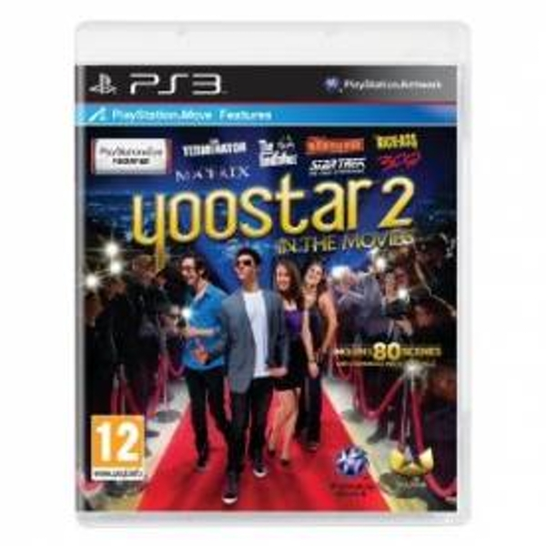 Yoostar 2 (Move Compatible) Game PS3