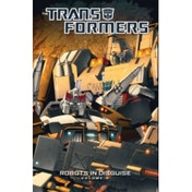 Transformers: Robots In Disguise Volume 4