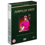 Murder She Wrote - Complete Series 5 DVD