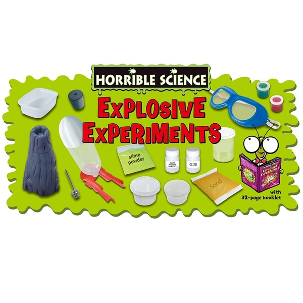 Galt Toys - Horrible Science: Explosive Experiments - Image 2