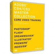 Adobe Master Collection CS4 & CS3 Training Bundle PC