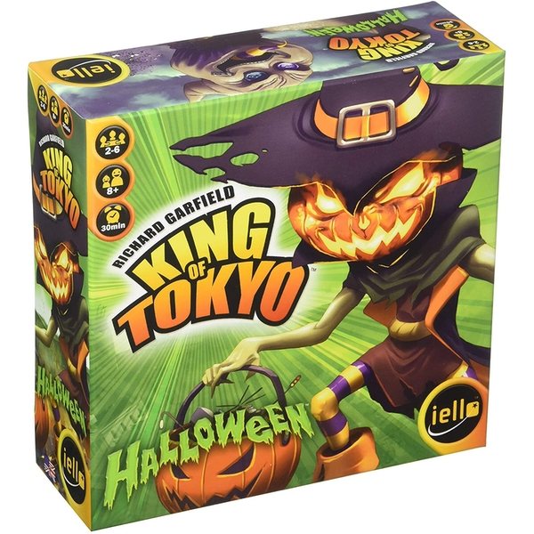 King of Tokyo: Halloween Power Up Expansion