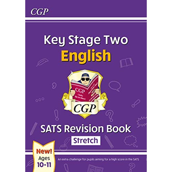 New KS2 English Targeted SATS Revision Book - Advanced Level (for tests in 2018 and beyond) by CGP Books (Paperback, 2016)