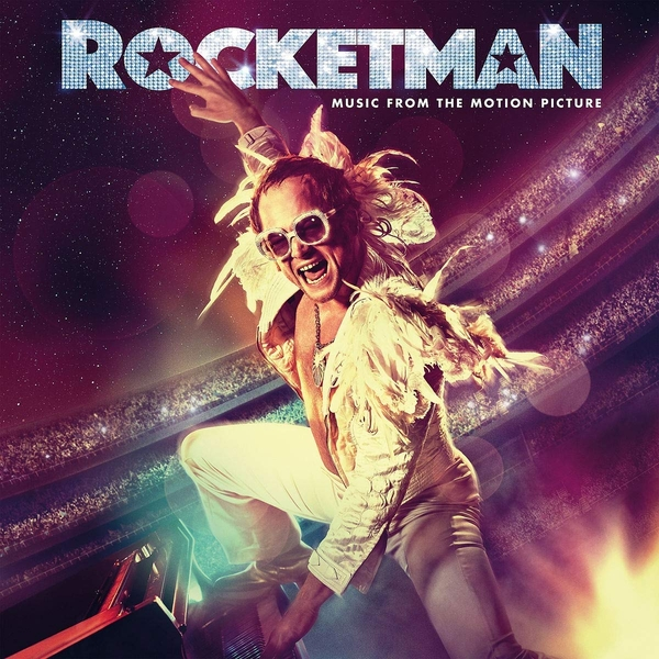 Rocketman Soundtrack OST Vinyl
