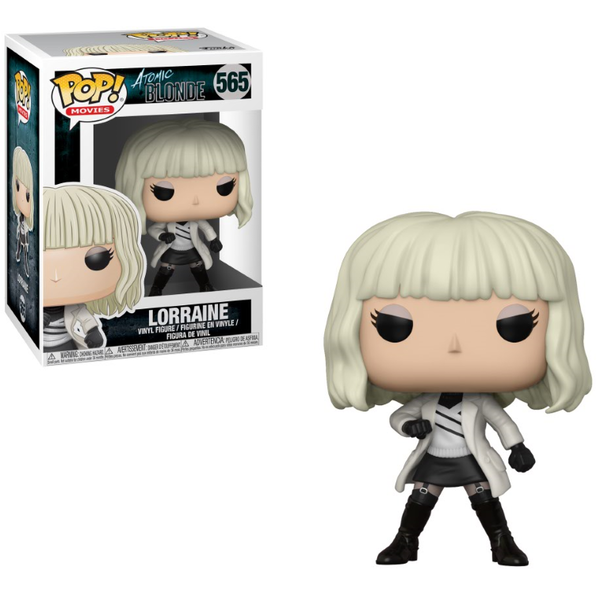 Lorraine (Atomic Blonde) Funko Pop! Vinyl Figure
