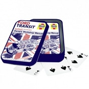Haynes Ford Transit Van Playing Cards
