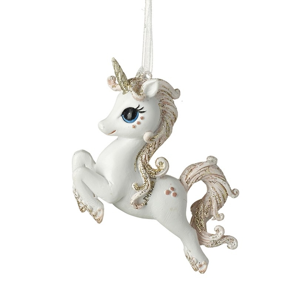Hanging Unicorn Decoration by Heaven Sends