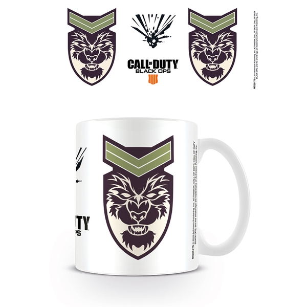 Call of Duty: Black Ops 4 - Battery Symbol Mug