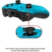 Afterglow Wireless Faceoff Deluxe Controller for Nintendo Switch | Camo Blue - Image 3