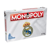 Real Madrid 17/18 Football Club Monopoly Board Game