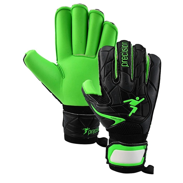 Precision Fusion_X.3D Junior Roll Protect Lime  - Size 7