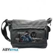 Watch Dogs City Messenger Bag
