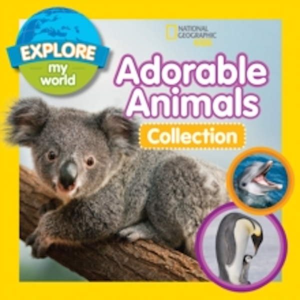 Explore My World Adorable Animal Collection 3-in-1
