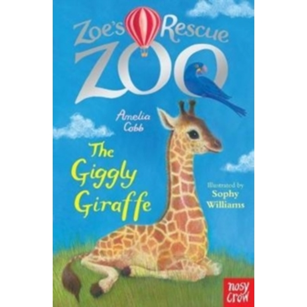 Zoe's Rescue Zoo: The Giggly Giraffe