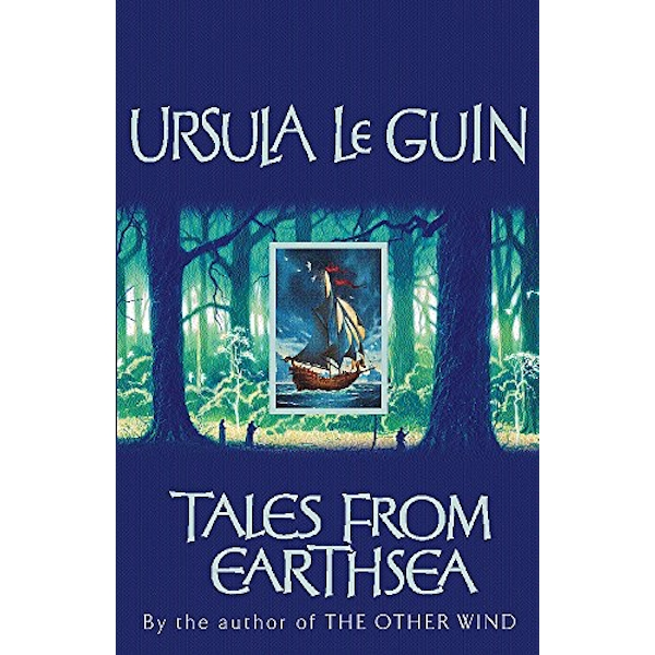 Tales from Earthsea: The Fifth Book of Earthsea by Ursula K. LeGuin (Paperback, 2003)