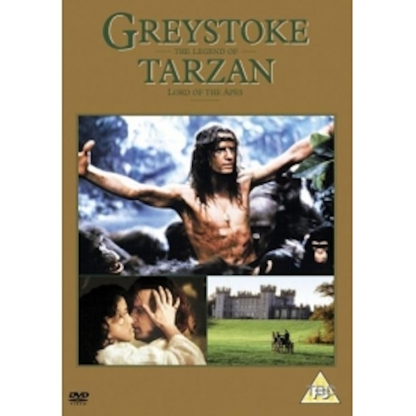 Greystoke The Legend Of Tarzan DVD