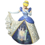 Midnight at the Ball Cinderella Disney Traditions Figurine
