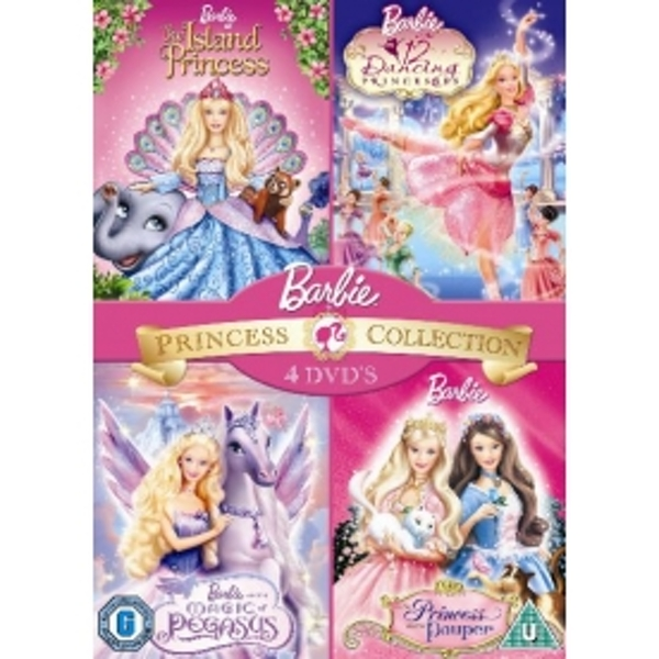 Barbie Princess DVD