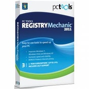 PC Tools Registry Mechanic 2011, 3 Computers, 1 Year Subscription (PC)