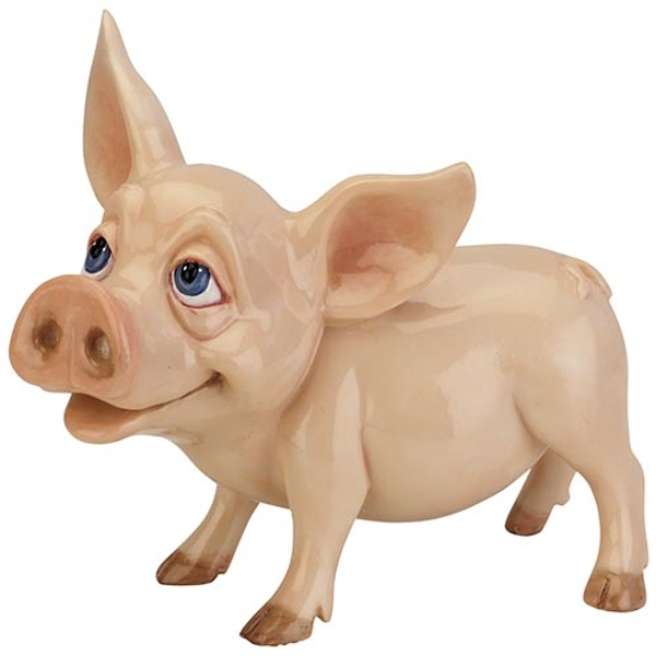 Little Paws Figurines Grunter - Pig
