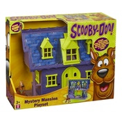 Scooby Doo Mystery Mansion and a Scooby Doo Figure