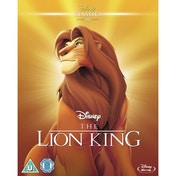 Disney The Lion King Blu-ray