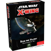 Star Wars X-Wing Second Edition Scum and Villainy Conversion Kit Board Game