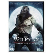 The Wolfman (2010) DVD
