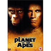 Planet Of The Apes (35th Anniversary Edition) DVD