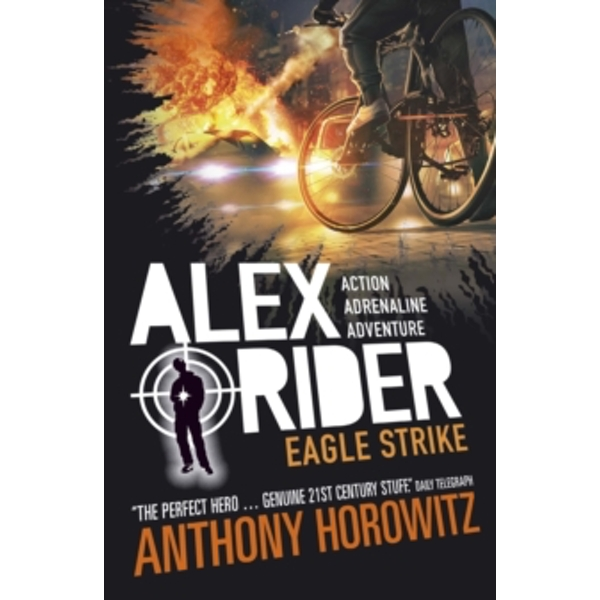 Eagle Strike by Anthony Horowitz (Paperback, 2015)
