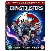 Ghostbusters Blu-ray 3D
