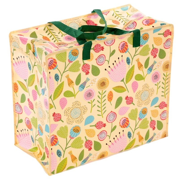 Autumn Floral Design Practical Laundry & Storage Bag