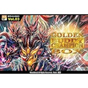 Buddyfight TCG Golden Buddy Champion Box