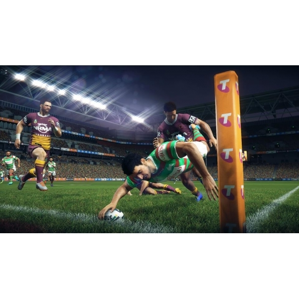 Rugby League Live 3 Xbox 360 Game - Image 3