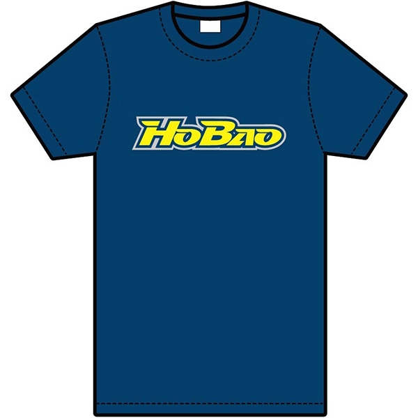 Hobao Blue Team T-Shirt Xxl