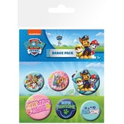 Paw Patrol Pups Badge Pack