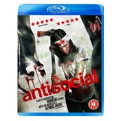 Antisocial Blu-ray