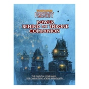 Warhammer Fantasy Roleplay Fourth Edition (WFRP4) Power Behind the Throne Companion