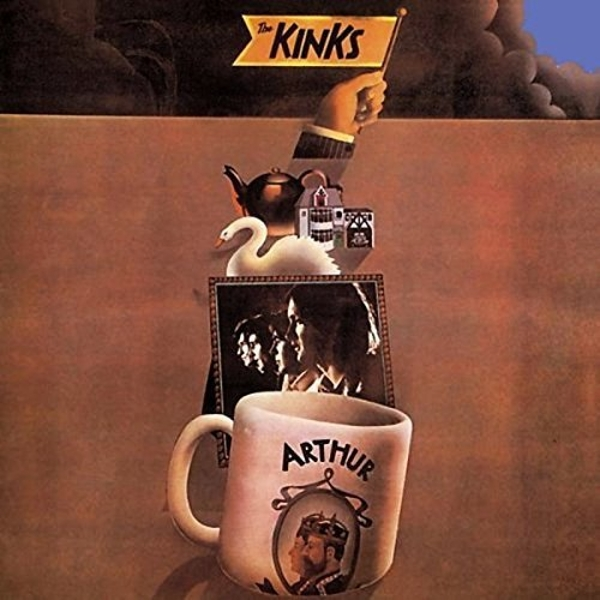 Kinks - Arthur Or The Decline And Fall Of The British Empire Vinyl