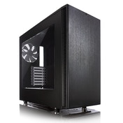 Fractal Design Define S Midi Tower Case Black Window