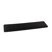Glorious PC Gaming Race Stealth Keyboard Wrist Rest Slim - Full Size Black 430x100x13mm