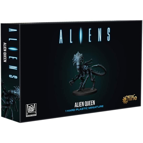 Aliens: Another Glorious Day in the Corps - Alien Queen Miniature