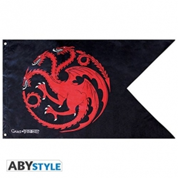Game Of Thrones Flag Targaryen (70x120)
