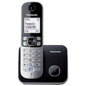 Panasonic KX-TG6811EB Single DECT Cordless Telephone UK Plug