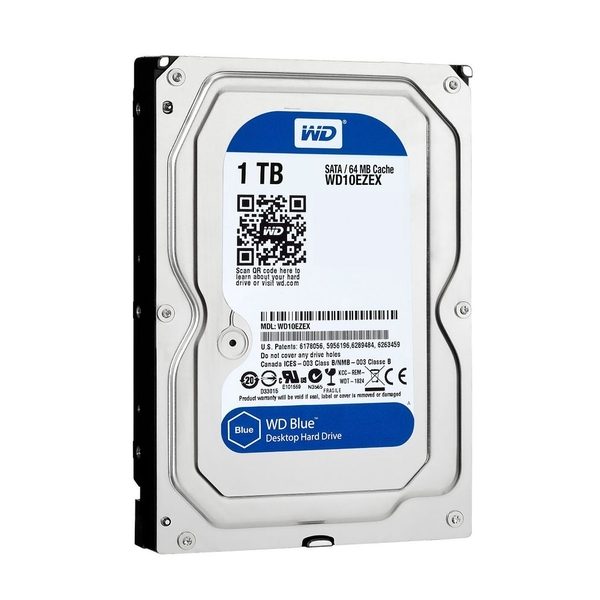 Western Digital 1TB internal Hard Drive Caviar Blue (3.5 inch)