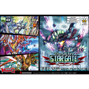 Cardfight!! Vanguard G: The Galaxy Star Gate Extra Booster Box (12 Packs)